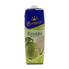 塞浦丽娜牌番石榴果汁饮料(直筒装)