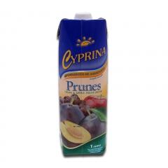 塞浦丽娜牌李子果汁饮料(含葡萄和苹果)