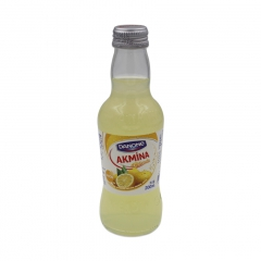 阿卡娜柠檬味充气饮料